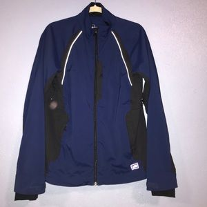 REI Navy and Blue jacket
